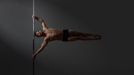 Aaron Darby Pole Dancing Instructor
