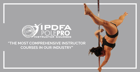 IPDFA Pole Instructor Training Course